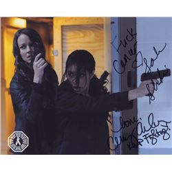 Person of Interest Photo Signed by Amy Acker and Sarah Shahi