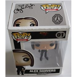 Supergirl Alex Danvers Custom Pop Signed by Chyler Leigh (Rare)