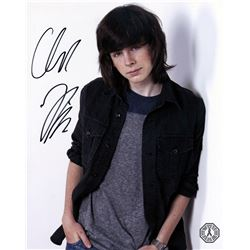 Walking Dead, The - Carl Photo Signed by Chandler Riggs