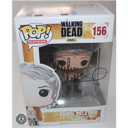 Walking Dead, The - Carol Funko Pop! Signed by Melissa McBride (Rare/Vaulted)