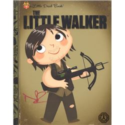 "Walking Dead, The - Daryl ""The Little Walker"" Print (Limited Ed.) Signed by N. Reedus"