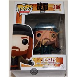 Walking Dead, The - Jesus Funko Pop! Signed by Tom Payne