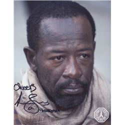 Walking Dead, The - Morgan Photo Signed by Lennie James