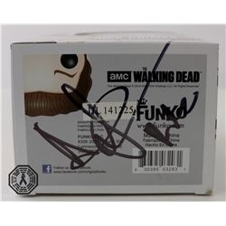 Walking Dead, The - Rick Prison Yard Funko Pop! Signed by A. Lincoln (Rare/Vaulted)