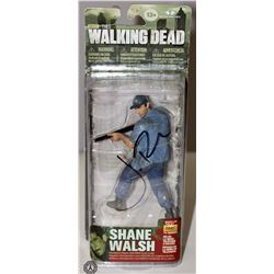 Walking Dead, The - Shane Action Figure Signed by Jon Bernthal