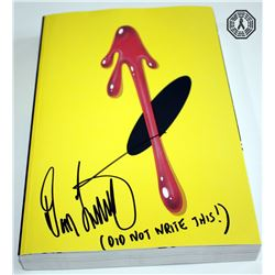 Watchmen Graphic Novel Signed by D. Lindelof (HBO Series Showrunner)