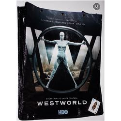 Westworld SDCC 2017 Bag with Bonus Wonder Woman Pin
