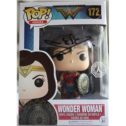 Wonder Woman Movie Funko Pop! Signed by Gal Gadot
