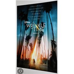 Wrinkle in Time, A - 2017 D23 Poster