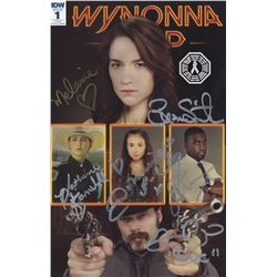 Wynonna Earp Comic Signed by 6 Cast/Creative Team (Convention Exclusive)