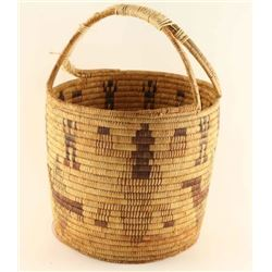 Papago Very Large Basket