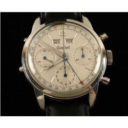 Gallet Triple Date Multichron Watch