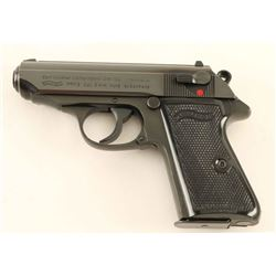 Walther PPKS .380 ACP SN: 237748S