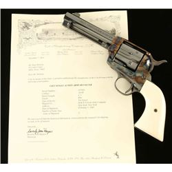Turnbull Restored Colt Frontier Six Shooter