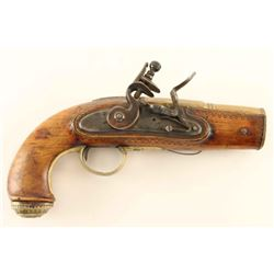 Large Flintlock Hand Cannon