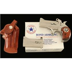 Bond Arms Cowboy Defender .22 Mag SN: 24521