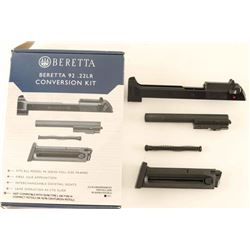 Beretta 92 .22LR Conversion KIt