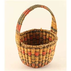 Hopi Basket with Handle