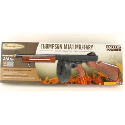 Thompson M1A1 Full Auto Air Soft Rifle