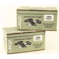 Lot of 5.56x45mm Ammo