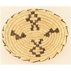 Native American Basketry Tray