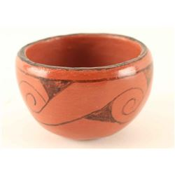 Maricopa Tribe Pottery Bowl