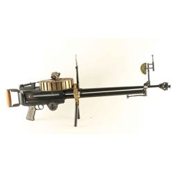 Machine Gun Model
