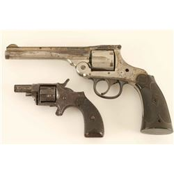 Lot of Two Revolvers For Parts or Repair