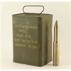 25 Rounds 20mm