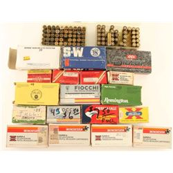 Lot of Assorted Ammo