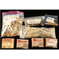 454 Casull Ammo & Brass Lot