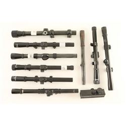Lot of 10 Scopes