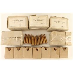 Lot of 8mm Ammo