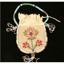 Midwestern Beaded Purse