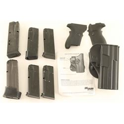 Lot of Sig Sauer Accessories