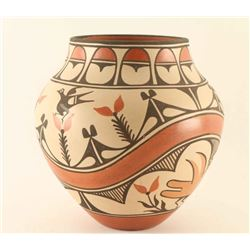 Zia Polychrome Pot