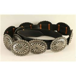 Native American Concho Belt