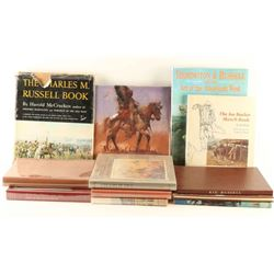 Lot of Western Art Books