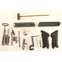 Lot of Luger Accessories