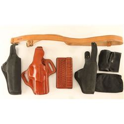 Shooter's Accessory Lot