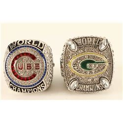 (2) Reproduced Champions Rings