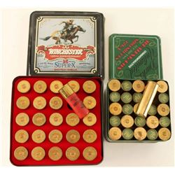 Commemorative 12 Ga Ammo