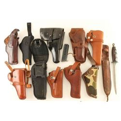 Boxed Lot of Holsters