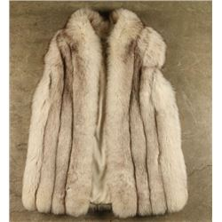Beautiful Ladies Fox Fur Vest