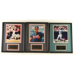 Lot of Framed Sports Photos