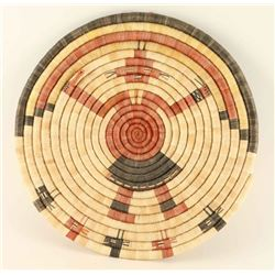 Hopi coiled plaques