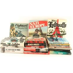 Lot of Military & History Books