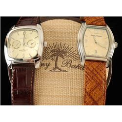 Lot of 2 Mens wristwatches