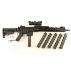 Palmetto State Armory PA-15 9mm SN LW208990