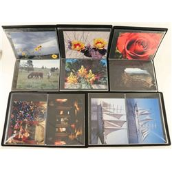 Lot of 10 Photo Albums